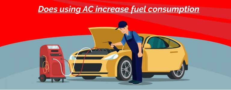 Does using AC increase fuel consumption