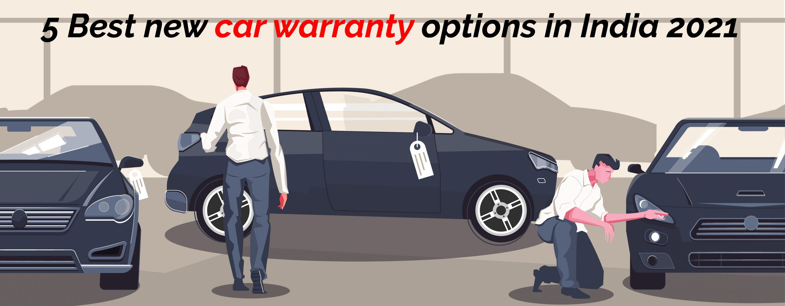 5 Best new car warranty options in India