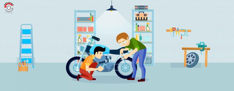 How to do a bike service at home