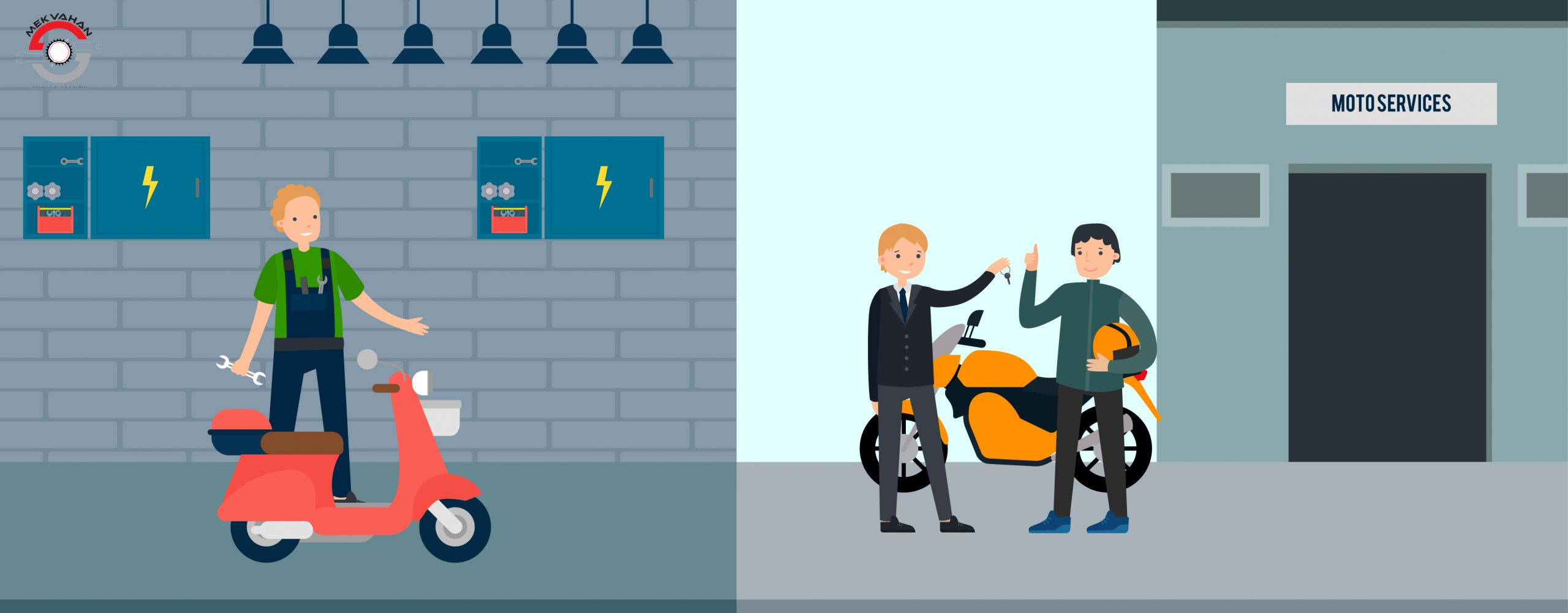 How to know if your service centre is providing you A bike service