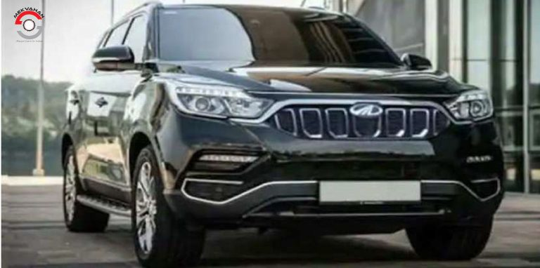 Mahindra XUV 700 to launch on Independence Day is featuring the brand new Logo