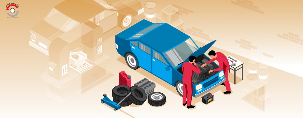 What all is covered in general car service